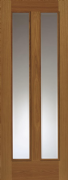 JB Kind R-11-2V Oak Door